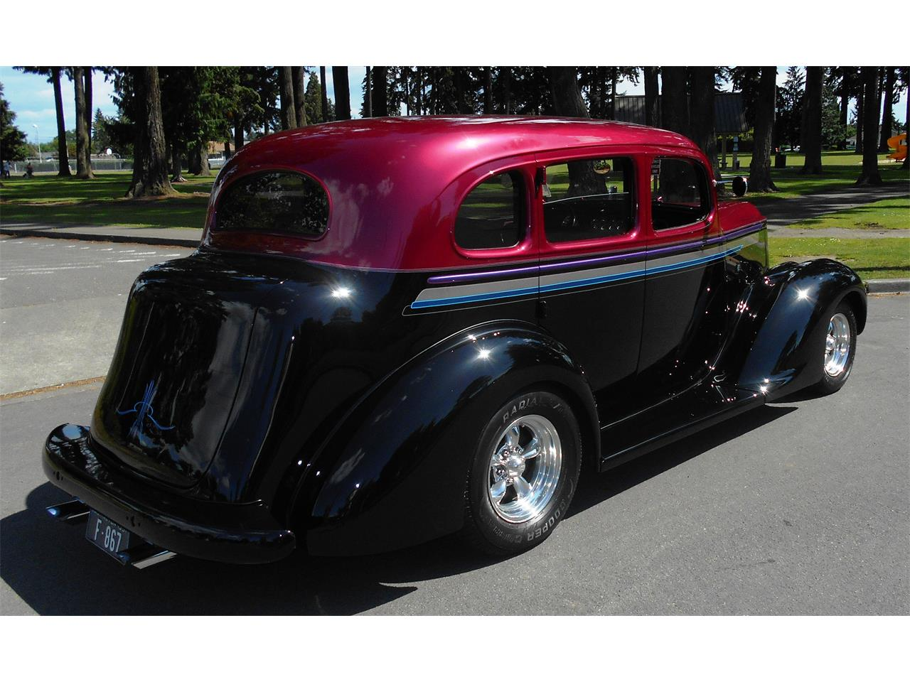 Large Picture of Classic 1937 Custom 4dr Sedan - LGZ2