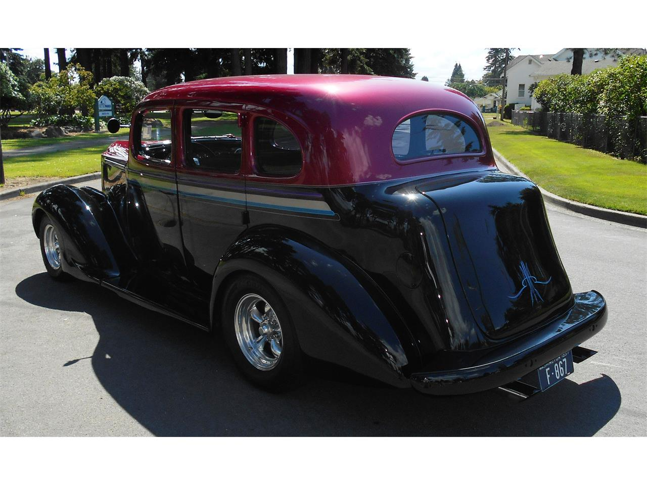 Large Picture of Classic '37 Custom 4dr Sedan - $32,950.00 - LGZ2
