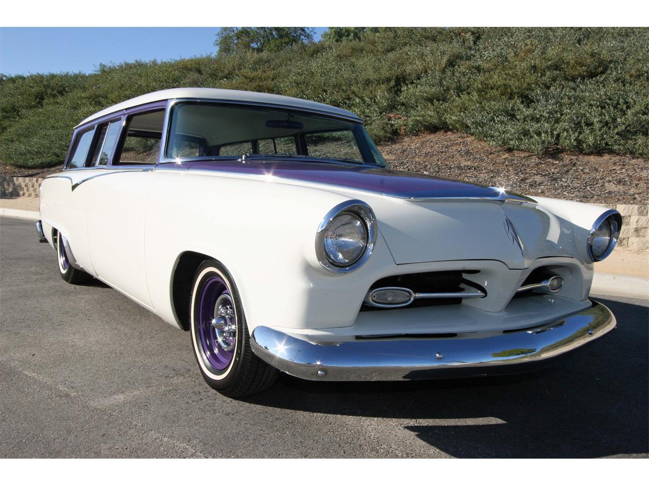 Large Picture of Classic 1955 Dodge Coronet Suburban Offered by a Private Seller - LGZ7