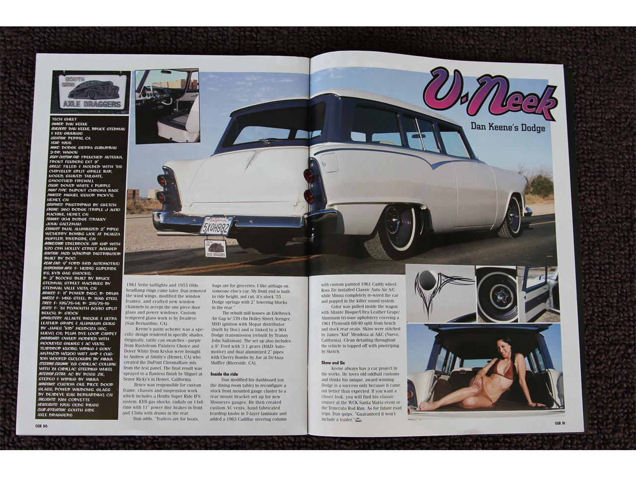 Large Picture of Classic '55 Coronet Suburban located in Queen Creek Arizona Offered by a Private Seller - LGZ7