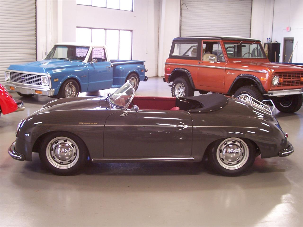 Large Picture of Classic 1957 Porsche 356 located in Georgia Offered by Cloud 9 Classics - LGZI