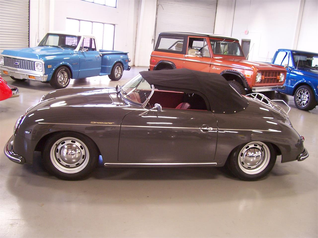 Large Picture of 1957 Porsche 356 located in Georgia Offered by Cloud 9 Classics - LGZI