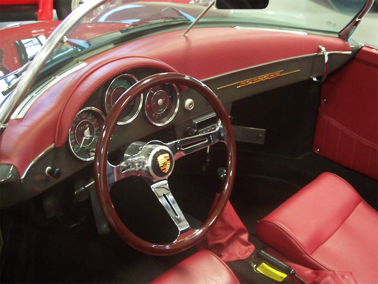 Large Picture of Classic 1957 Porsche 356 Offered by Cloud 9 Classics - LGZI