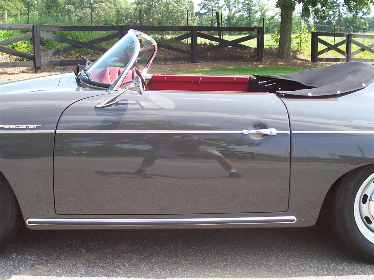 Large Picture of Classic '57 Porsche 356 Offered by Cloud 9 Classics - LGZI