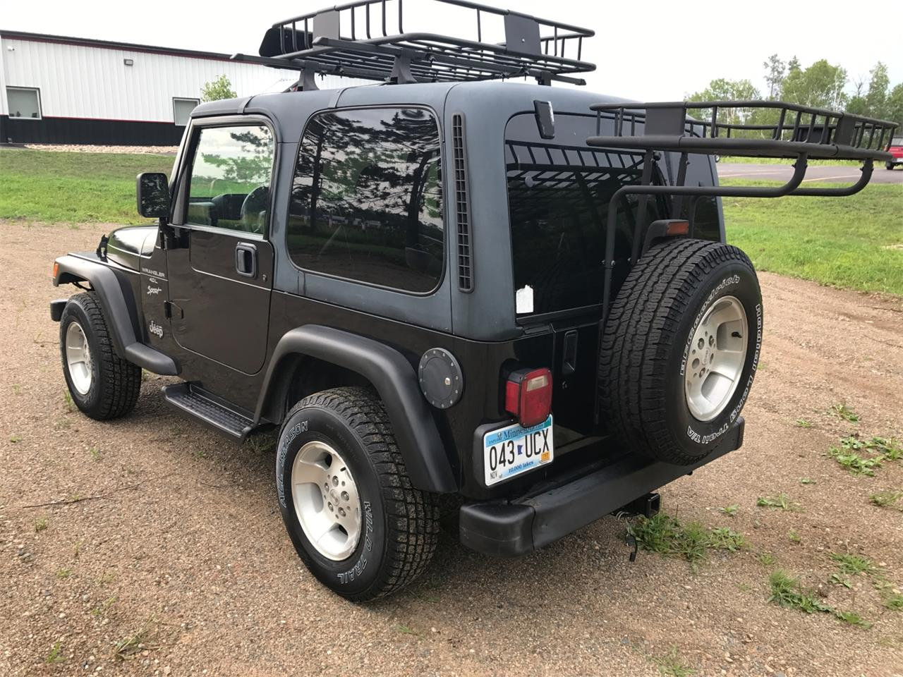 Large Picture of '99 Wrangler - LH0K