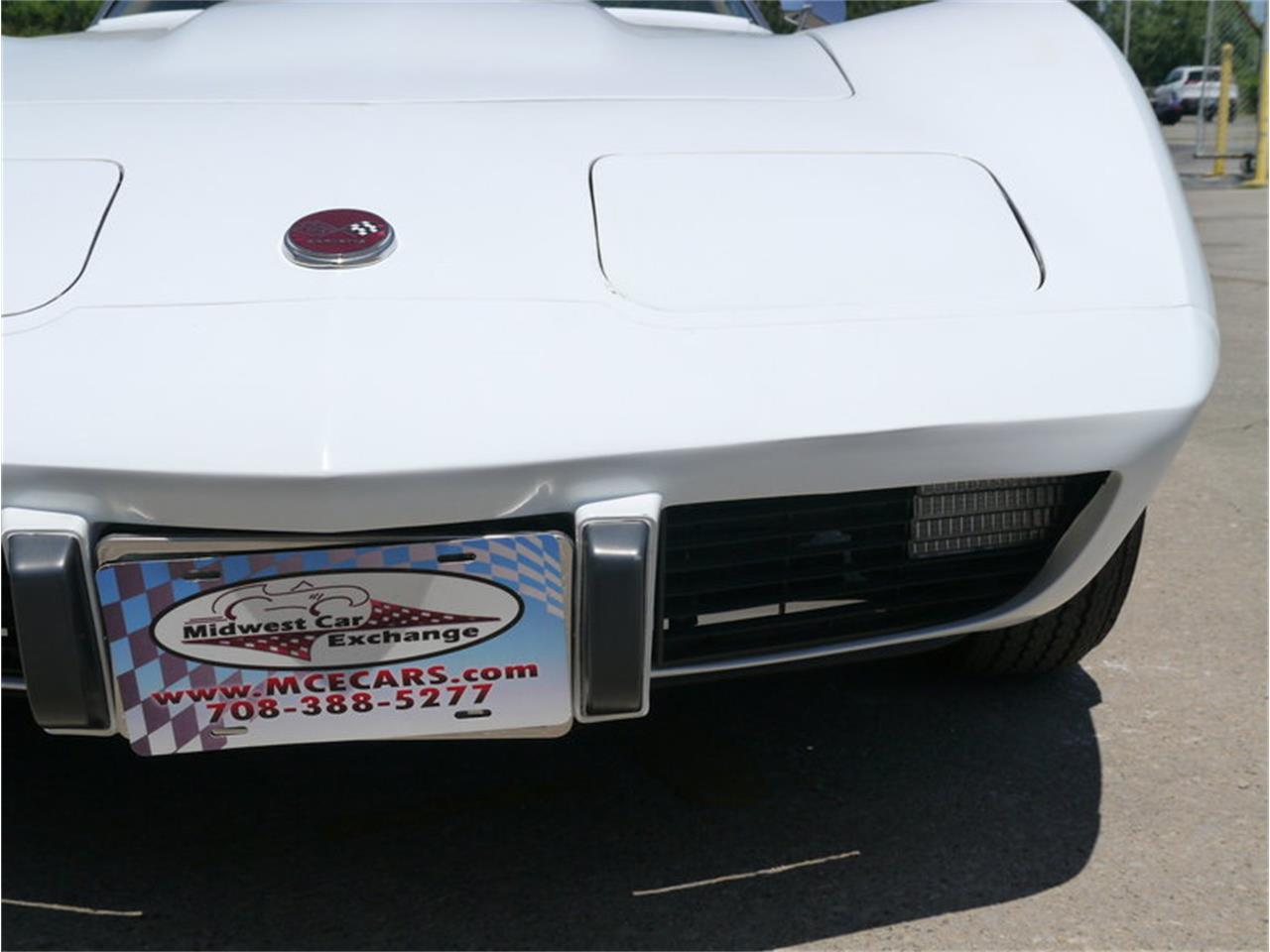 Large Picture of '75 Corvette - LH0S