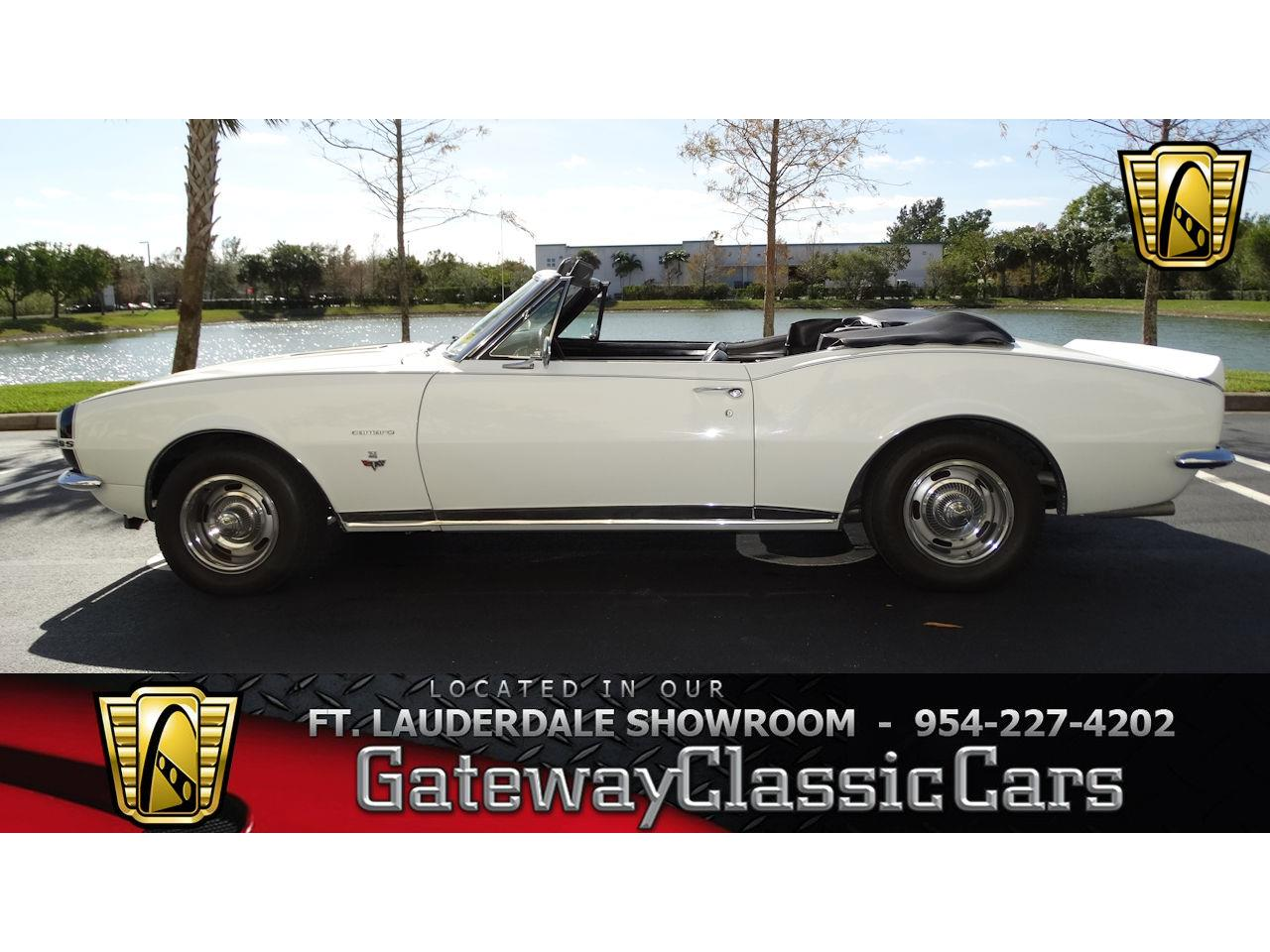 Large Picture of '67 Camaro located in Coral Springs Florida - LH15
