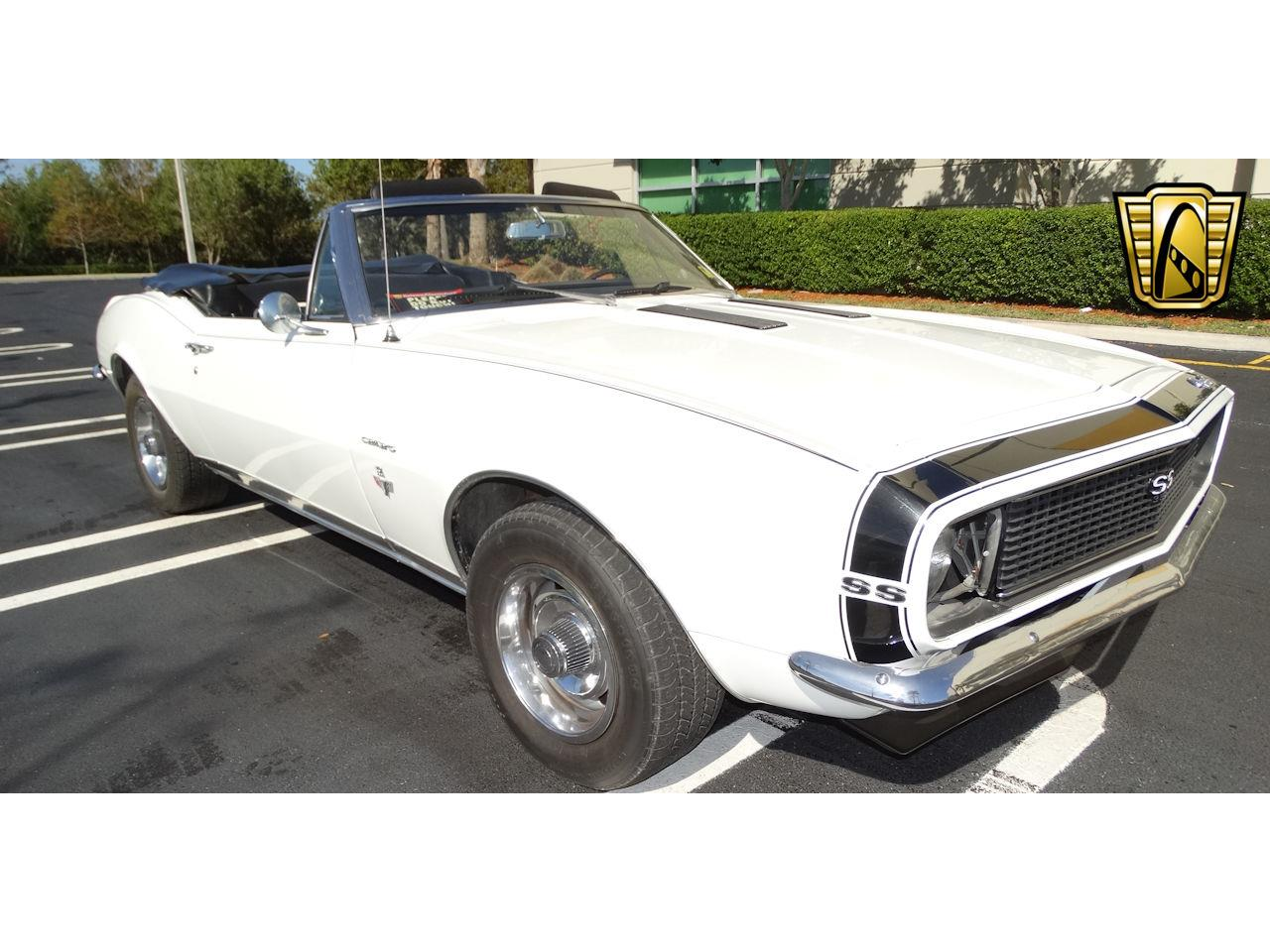 Large Picture of Classic '67 Chevrolet Camaro located in Coral Springs Florida - $39,995.00 Offered by Gateway Classic Cars - Fort Lauderdale - LH15