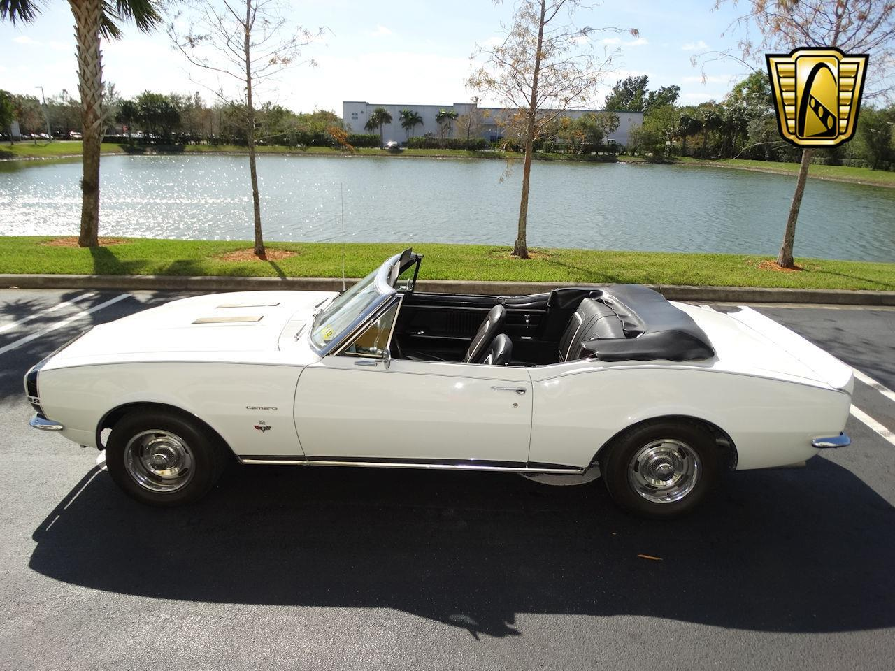 Large Picture of Classic 1967 Camaro located in Coral Springs Florida Offered by Gateway Classic Cars - Fort Lauderdale - LH15