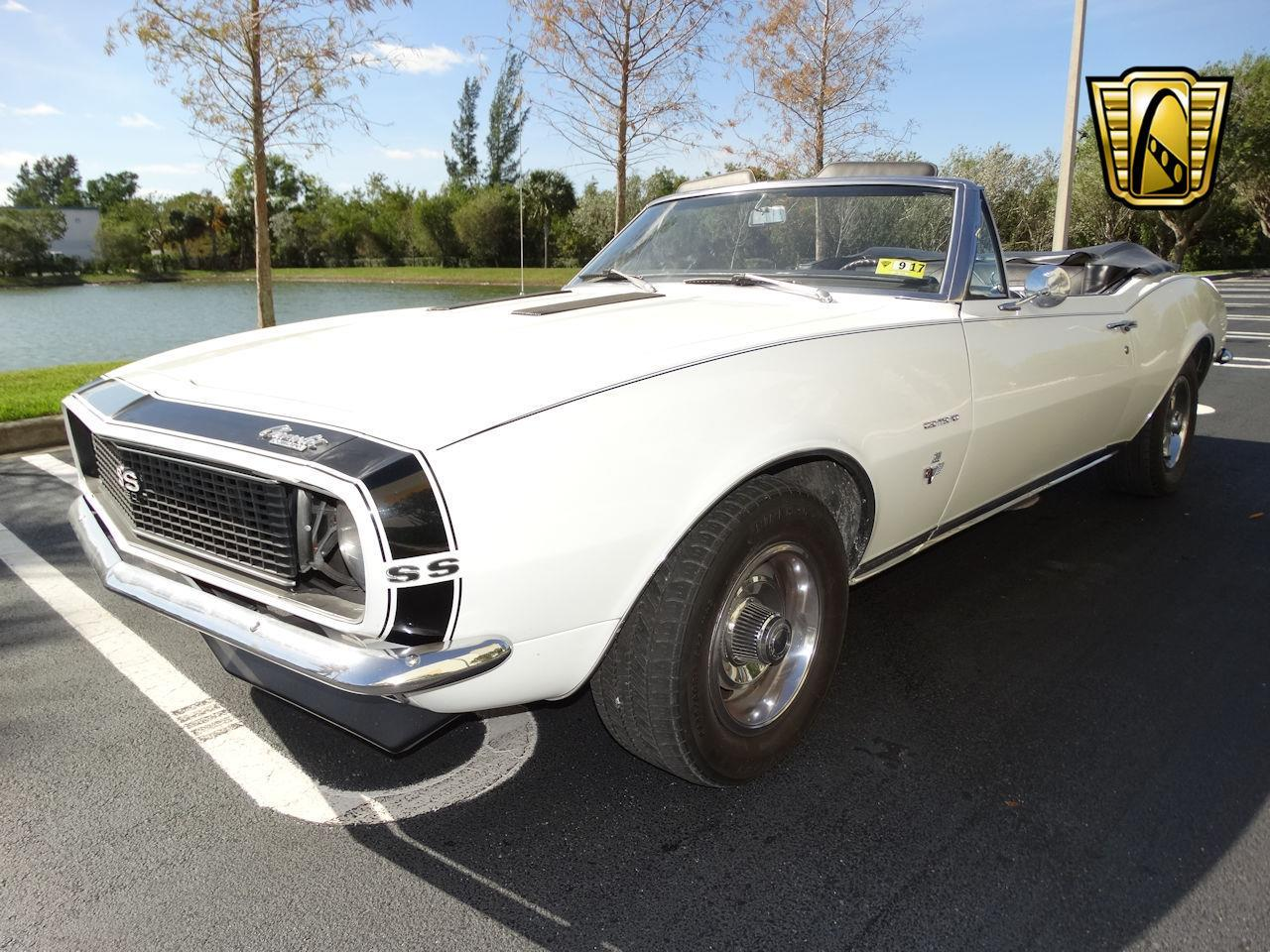 Large Picture of 1967 Camaro Offered by Gateway Classic Cars - Fort Lauderdale - LH15