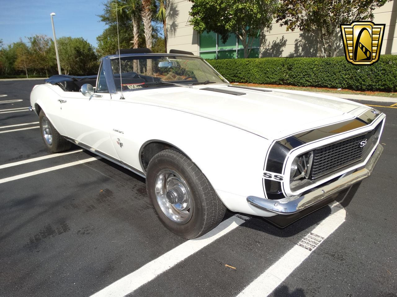 Large Picture of '67 Chevrolet Camaro Offered by Gateway Classic Cars - Fort Lauderdale - LH15