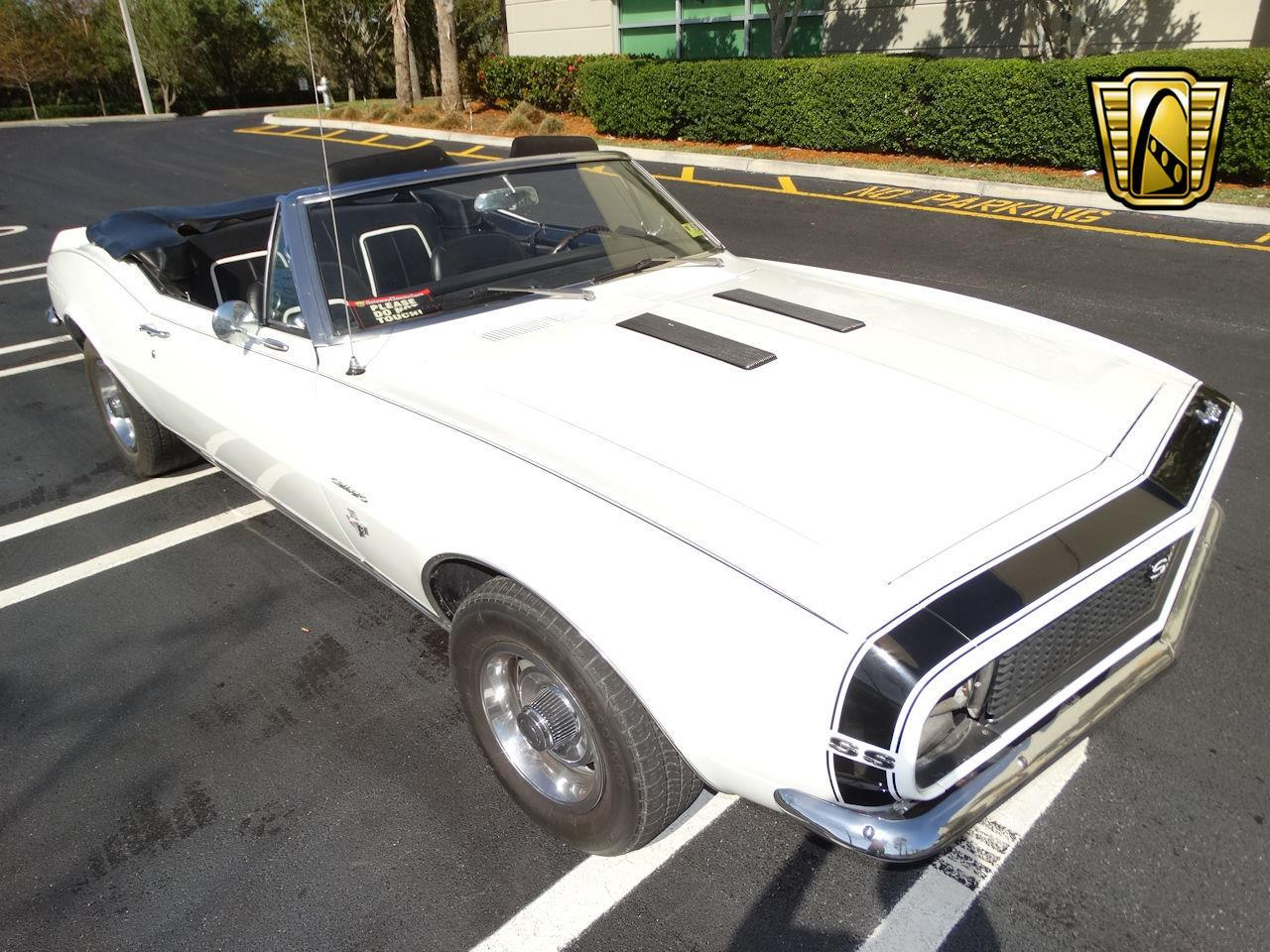 Large Picture of '67 Camaro Offered by Gateway Classic Cars - Fort Lauderdale - LH15