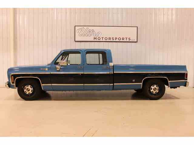 Picture of '77 Pickup located in Indiana Offered by Ultra Motorsports - LH1H