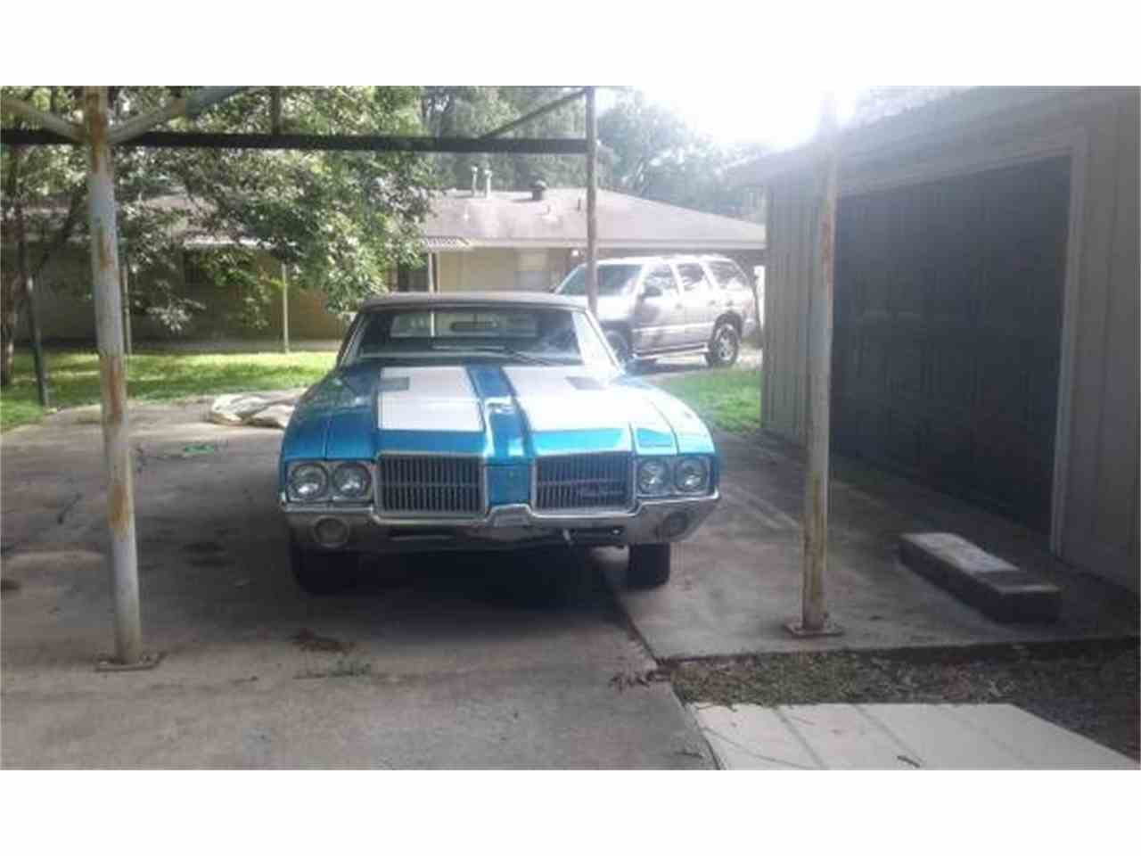 Large Picture of '71 Cutlass - LH1T