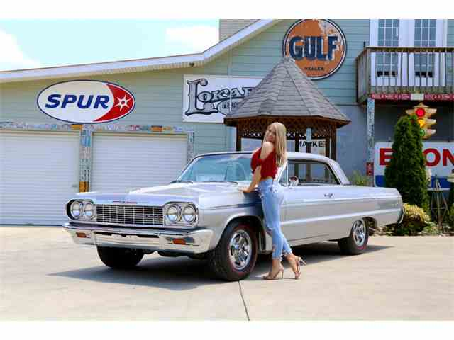Picture of 1964 Chevrolet Impala located in Lenoir City Tennessee Offered by  - LH1V