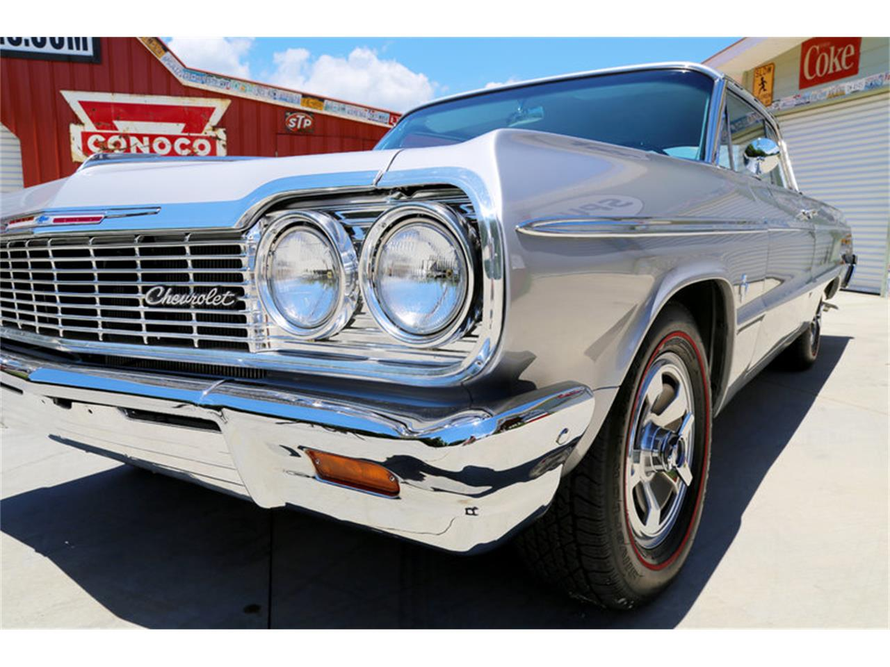 Large Picture of '64 Impala - LH1V