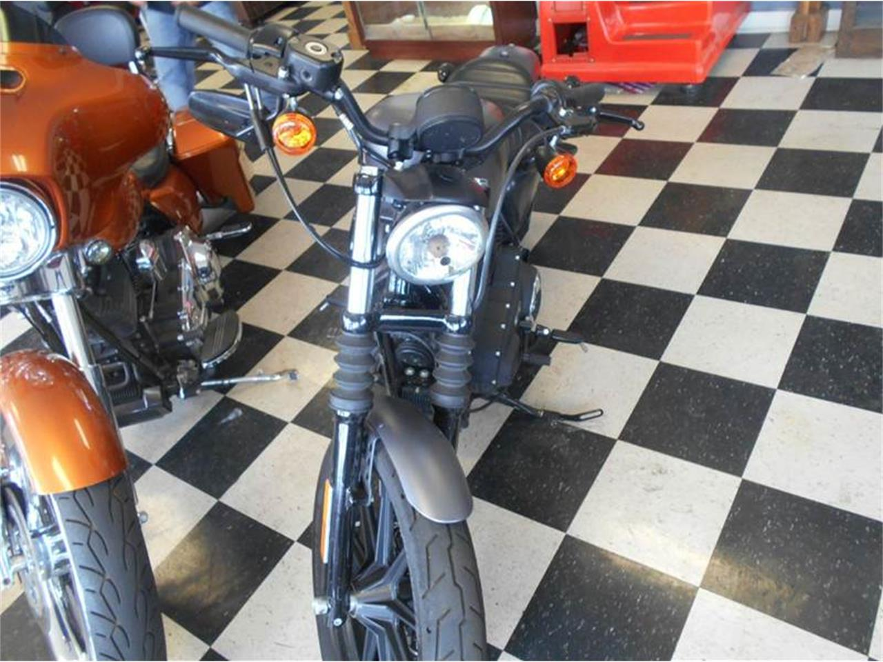 Large Picture of '15 Sportster - LH23