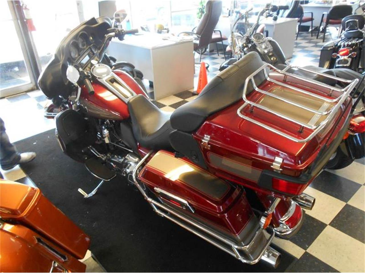 Large Picture of '09 Harley-Davidson Electra Glide located in Olathe Kansas - $10,995.00 - LH24