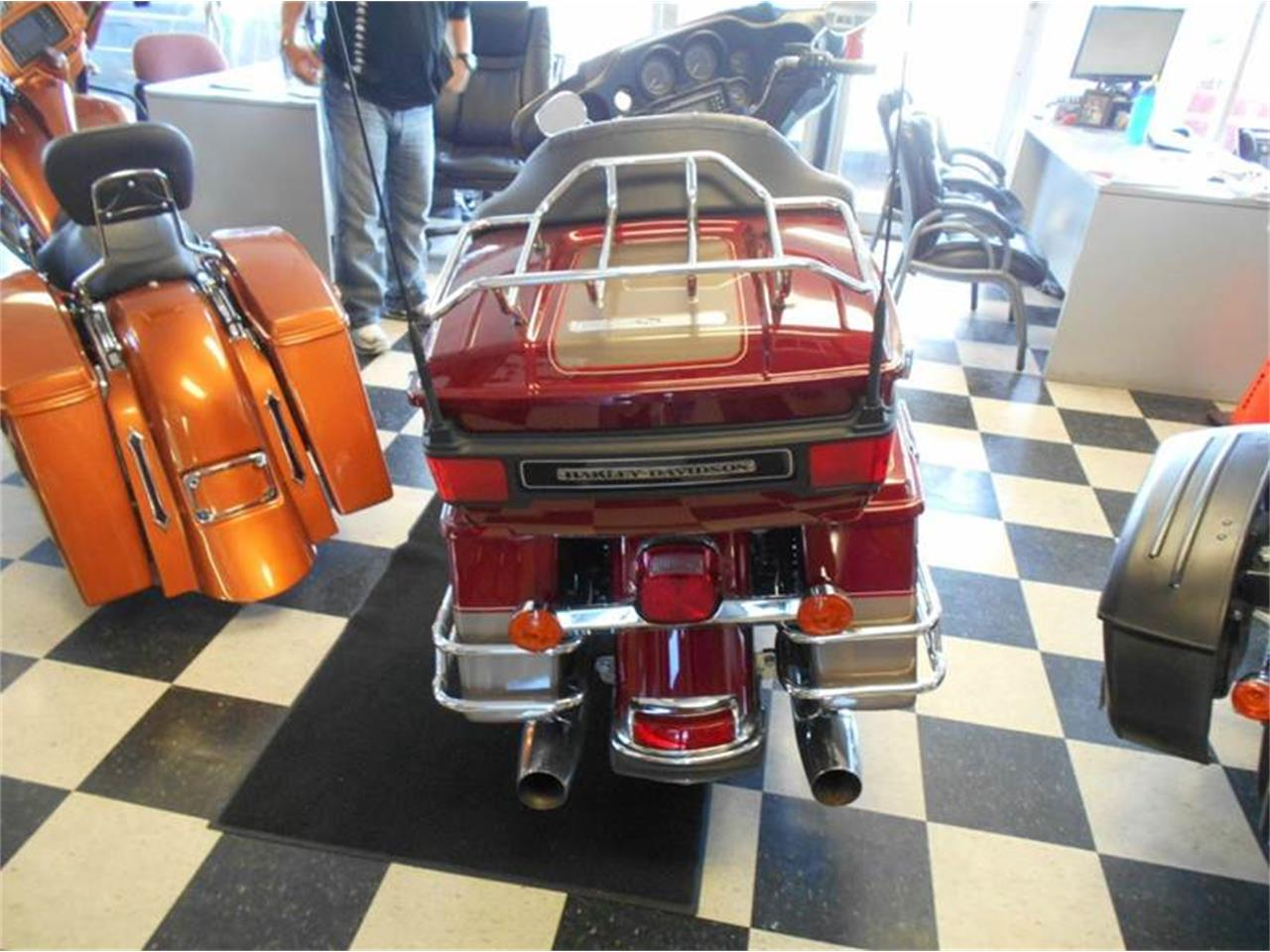 Large Picture of 2009 Electra Glide Offered by All American Auto Mart Inc - LH24