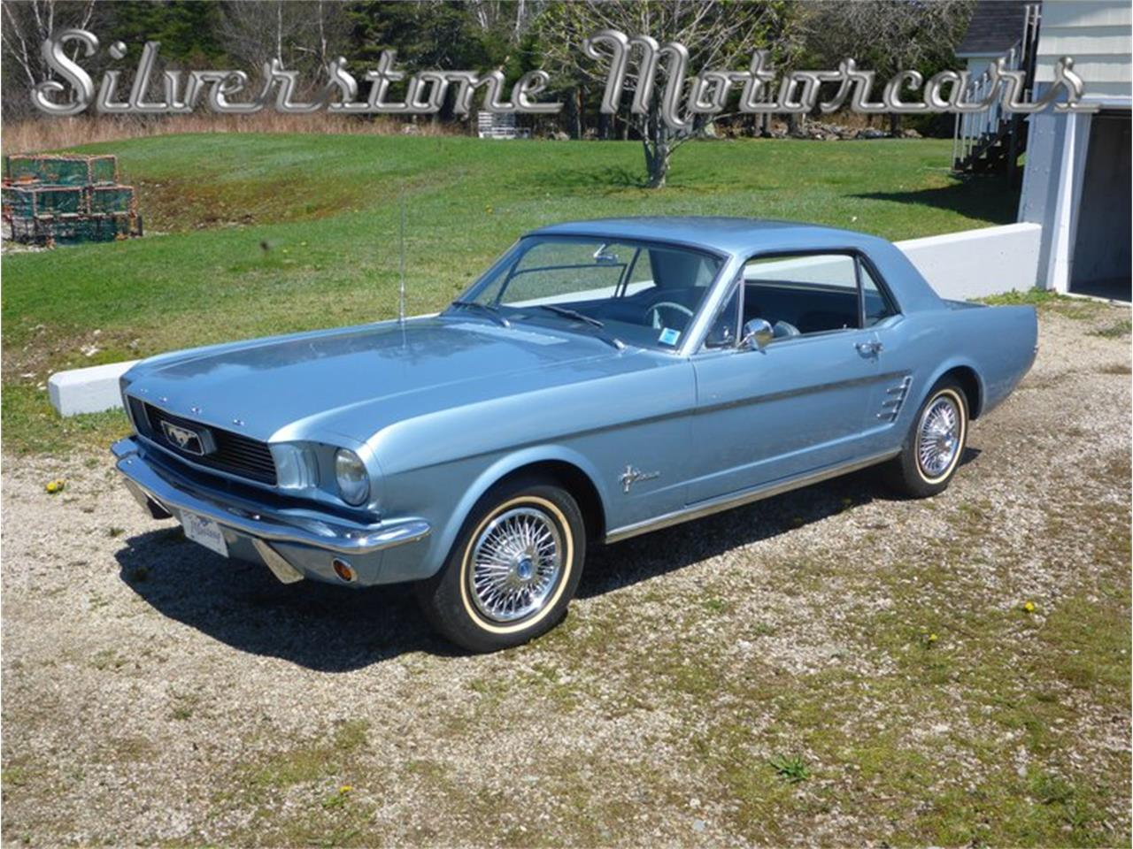 Large Picture of '66 Mustang - LH27