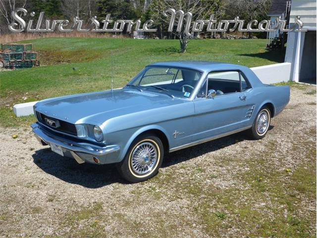 Picture of Classic '66 Mustang located in Massachusetts - $15,000.00 Offered by  - LH27