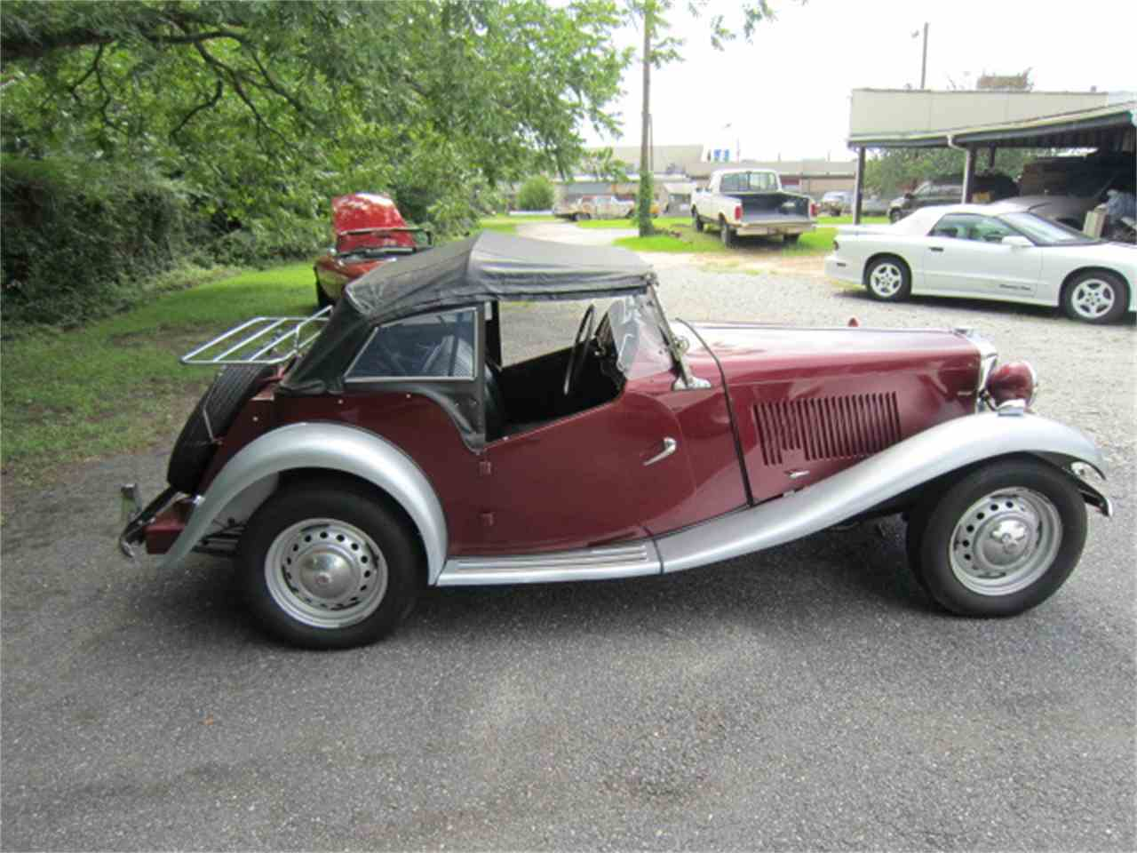 Large Picture of Classic 1952 MG TD Offered by Auto Quest Investment Cars - LH2A
