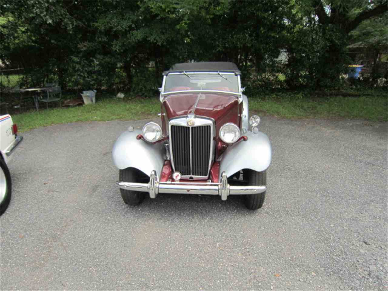 Large Picture of 1952 MG TD located in Georgia - $19,995.00 - LH2A