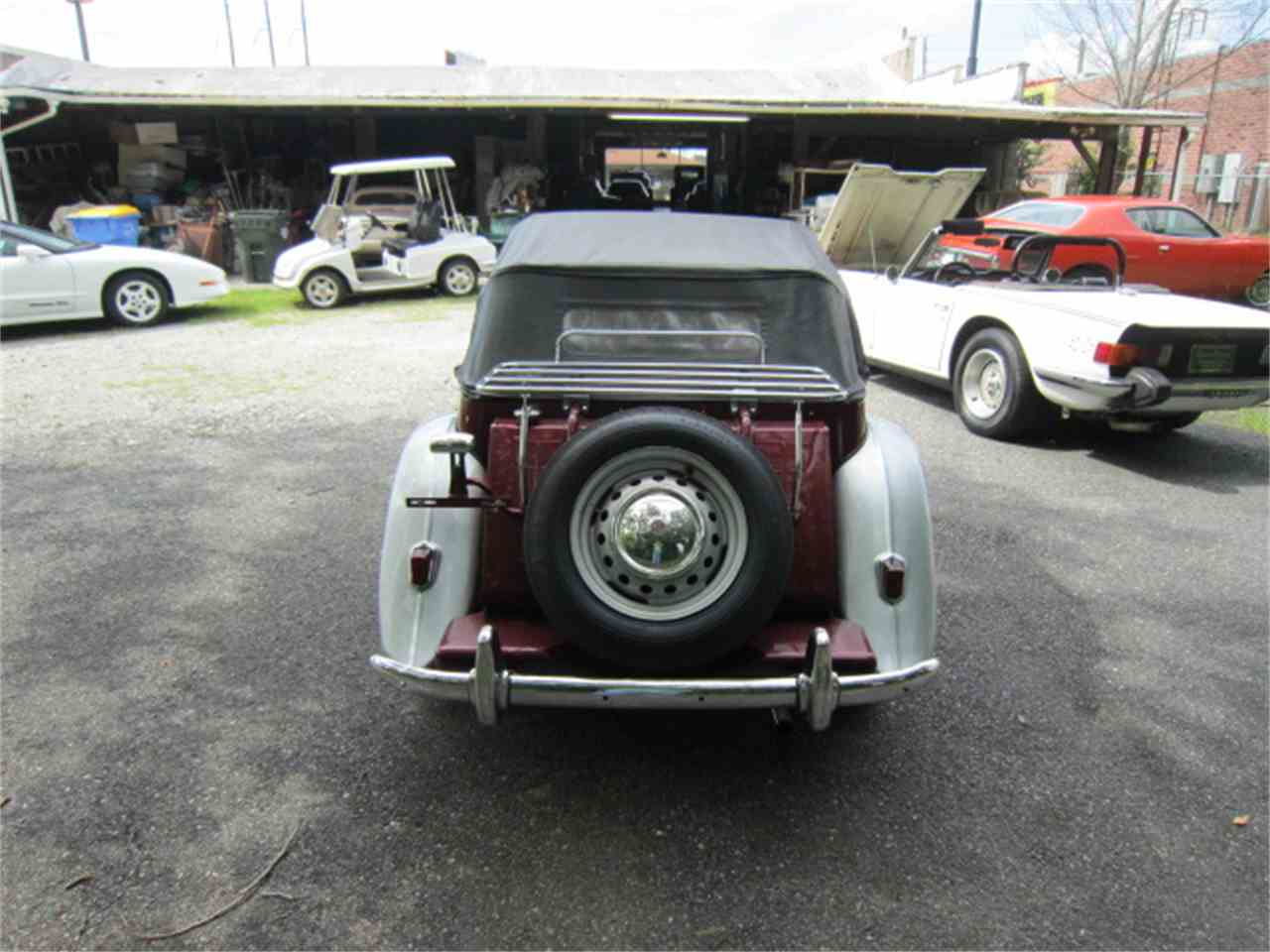 Large Picture of Classic 1952 MG TD located in Georgia - $19,995.00 - LH2A