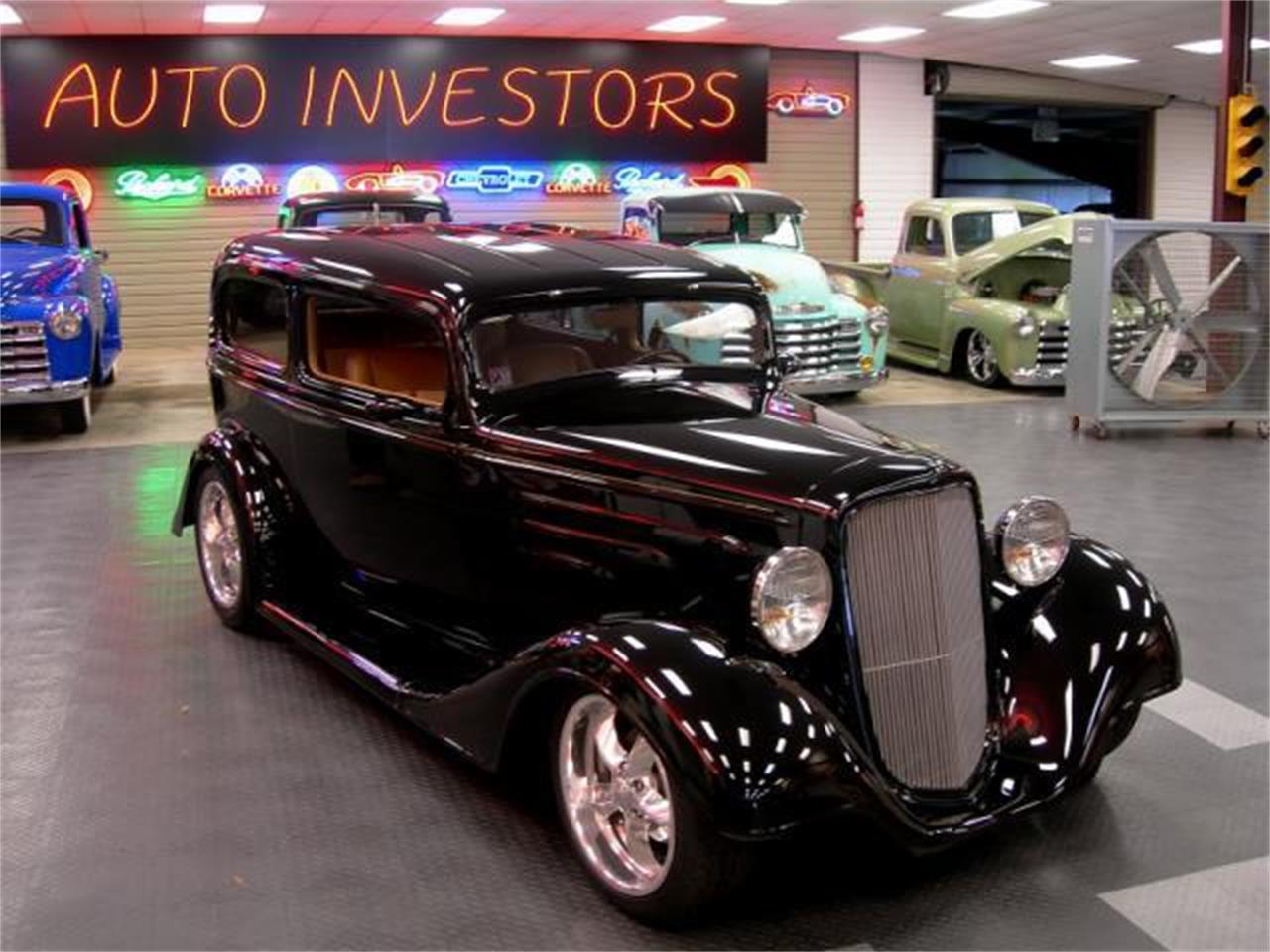 Large Picture of Classic 1935 Chevrolet Deluxe located in Alabama - $79,995.00 - LH2D