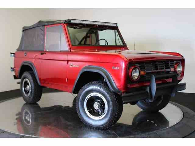 Picture of '68 Bronco - LH2F