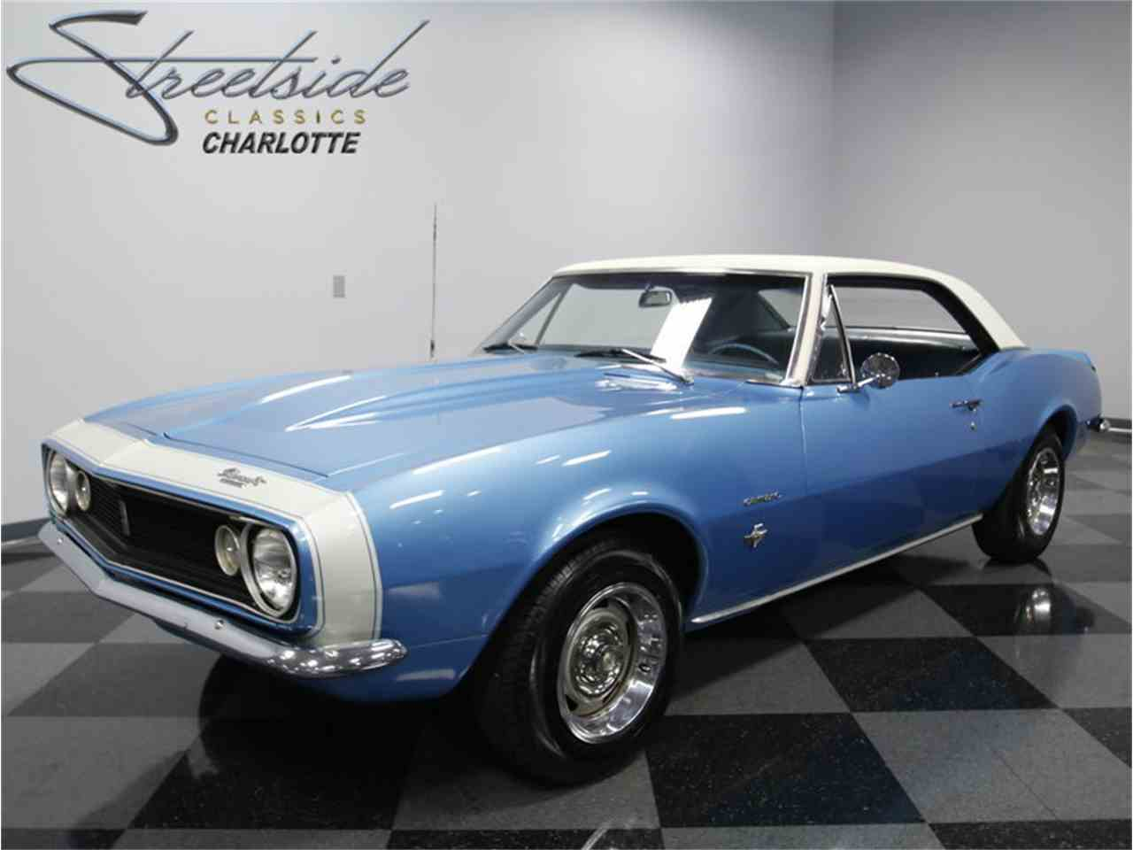Large Picture of 1967 Camaro located in North Carolina - $25,995.00 - LH2L