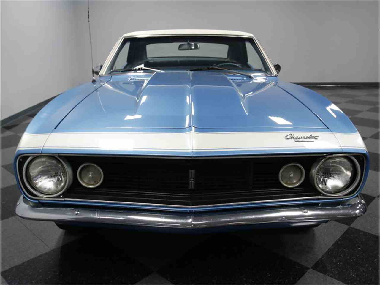 Large Picture of 1967 Camaro located in Concord North Carolina Offered by Streetside Classics - Charlotte - LH2L