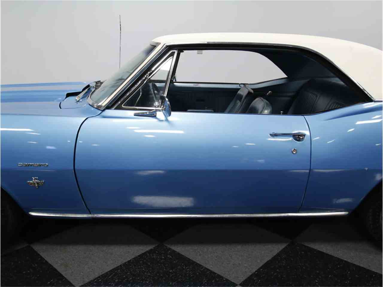 Large Picture of Classic '67 Chevrolet Camaro located in North Carolina - $25,995.00 Offered by Streetside Classics - Charlotte - LH2L