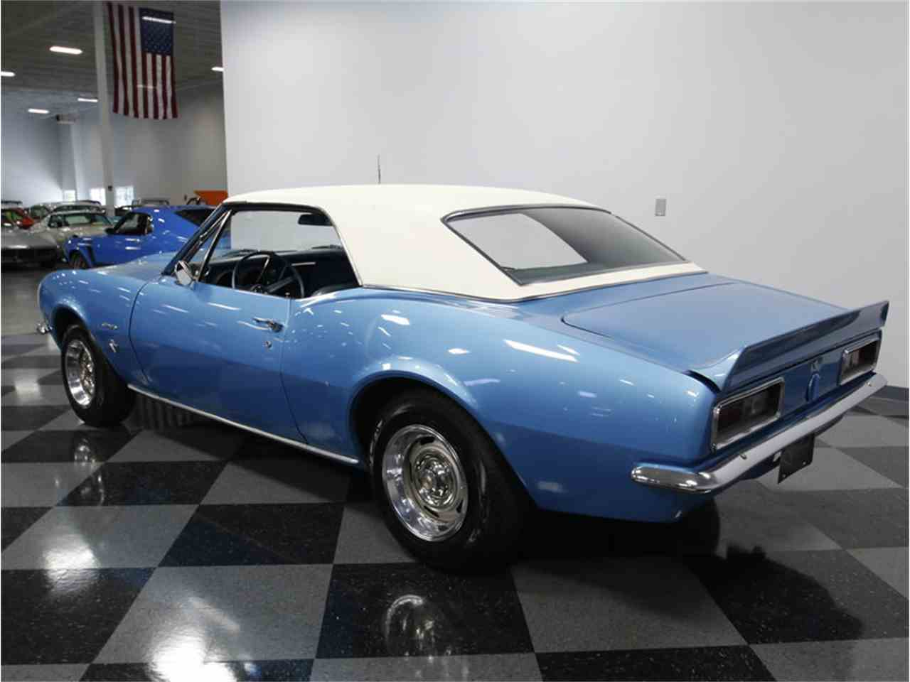 Large Picture of 1967 Chevrolet Camaro located in Concord North Carolina - $25,995.00 Offered by Streetside Classics - Charlotte - LH2L