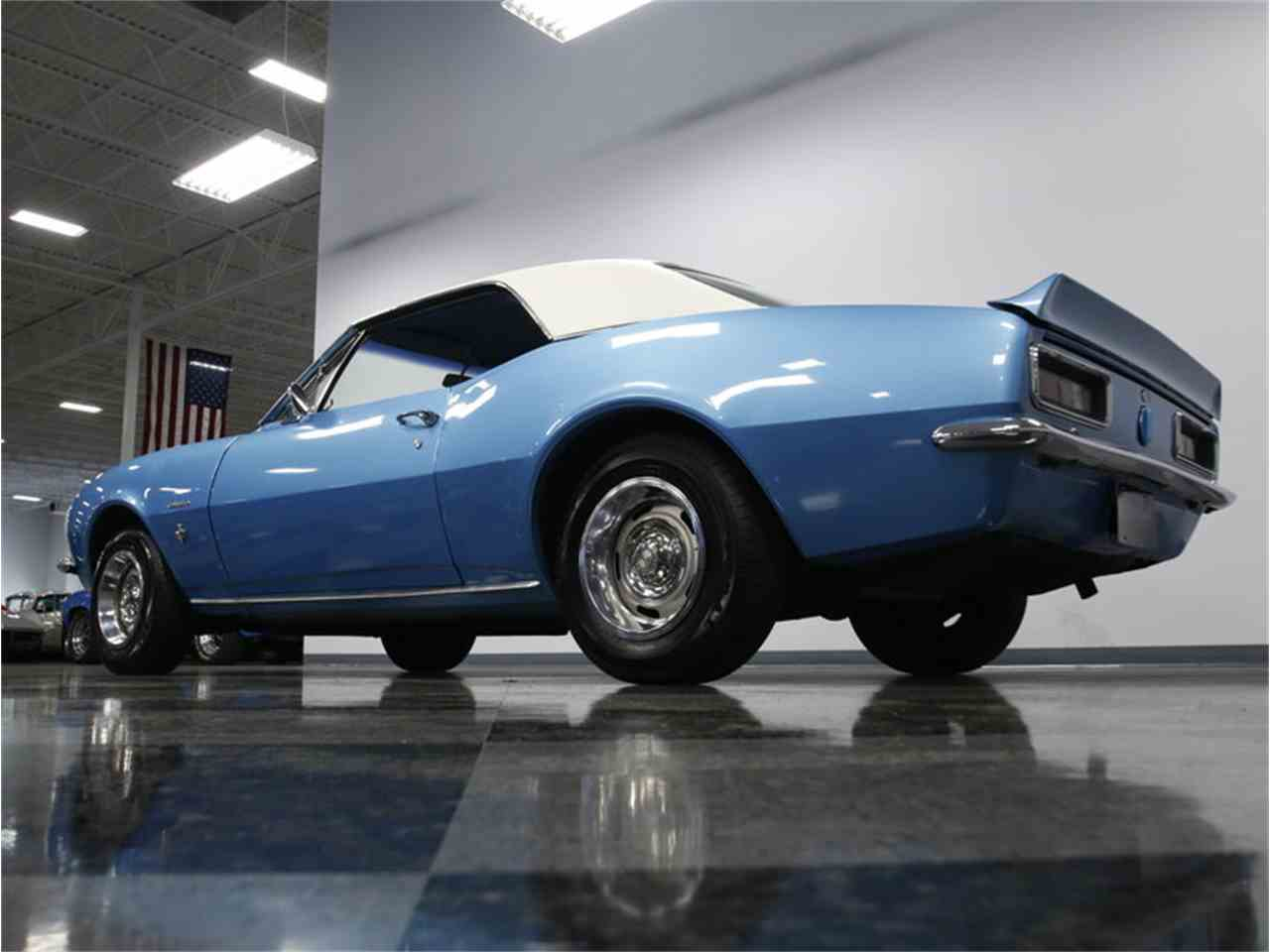 Large Picture of Classic '67 Chevrolet Camaro - $25,995.00 - LH2L