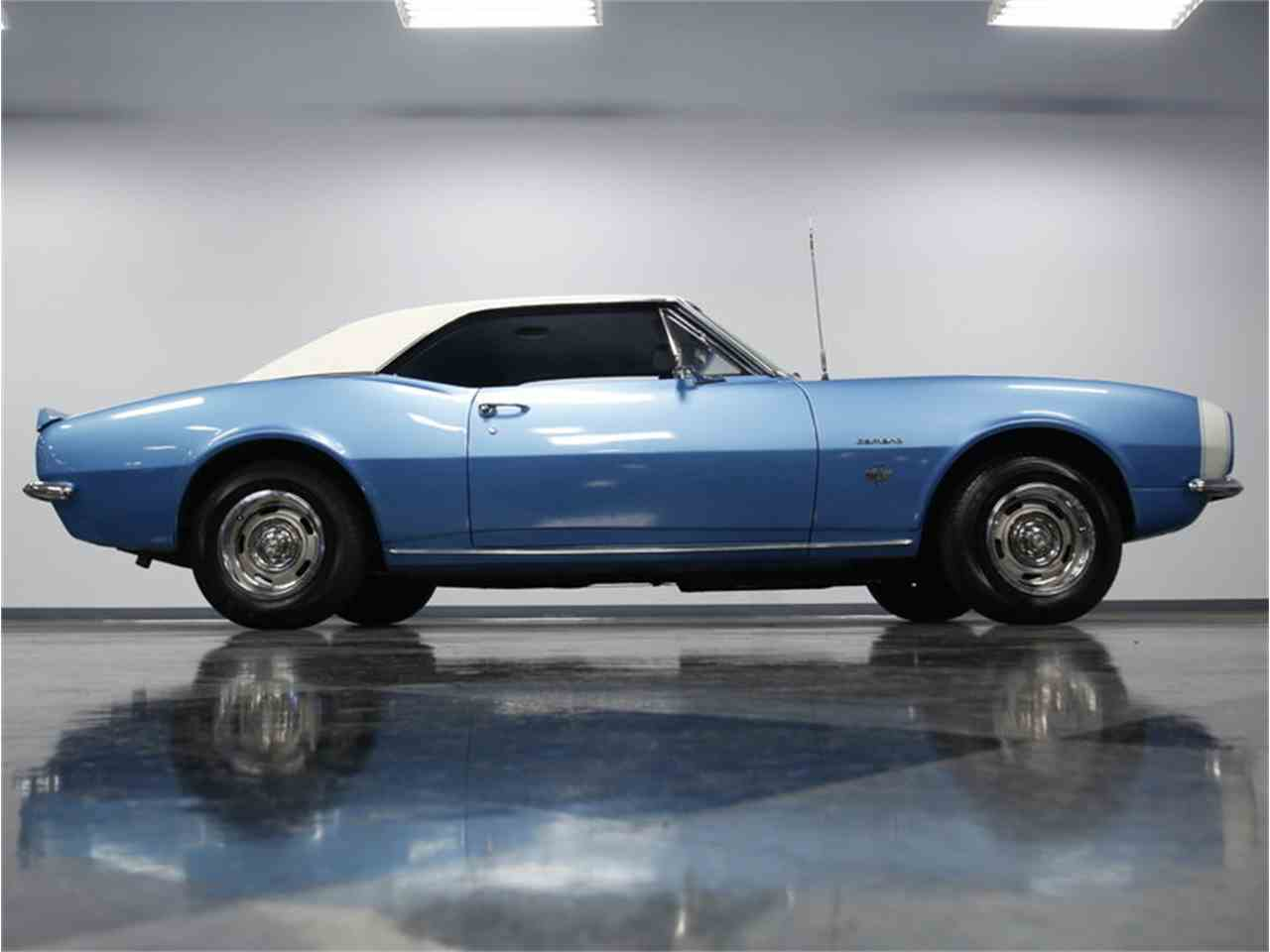 Large Picture of '67 Chevrolet Camaro located in Concord North Carolina Offered by Streetside Classics - Charlotte - LH2L