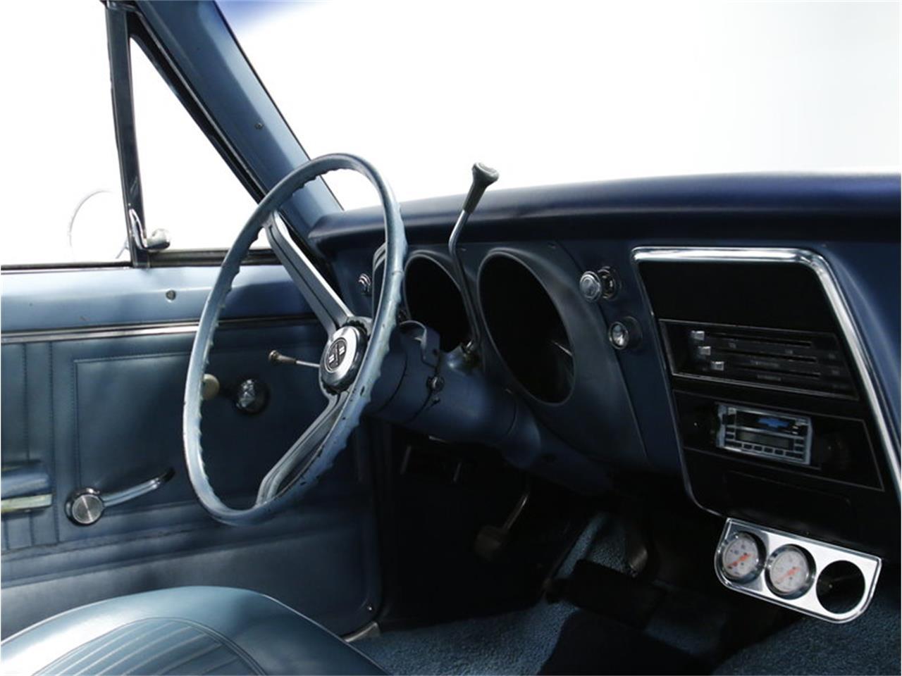 Large Picture of '67 Camaro - LH2L
