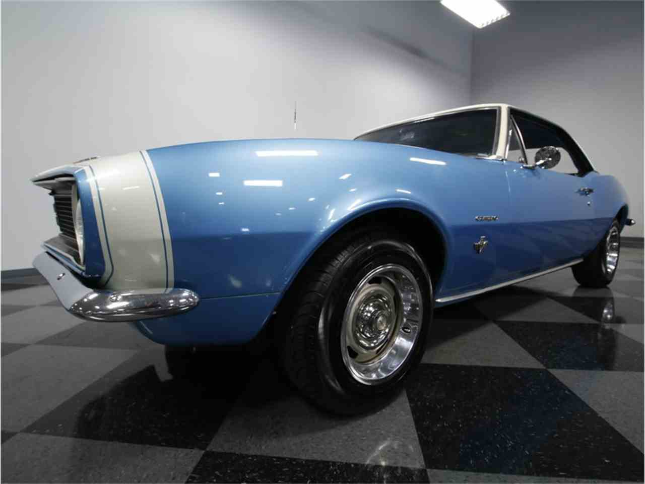 Large Picture of Classic '67 Chevrolet Camaro Offered by Streetside Classics - Charlotte - LH2L
