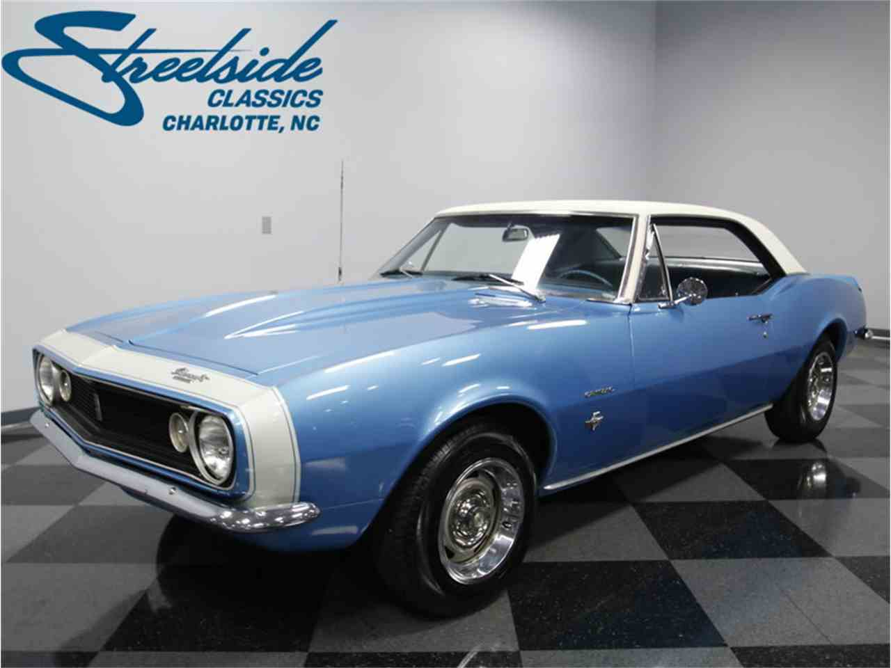 Large Picture of '67 Camaro located in North Carolina Offered by Streetside Classics - Charlotte - LH2L