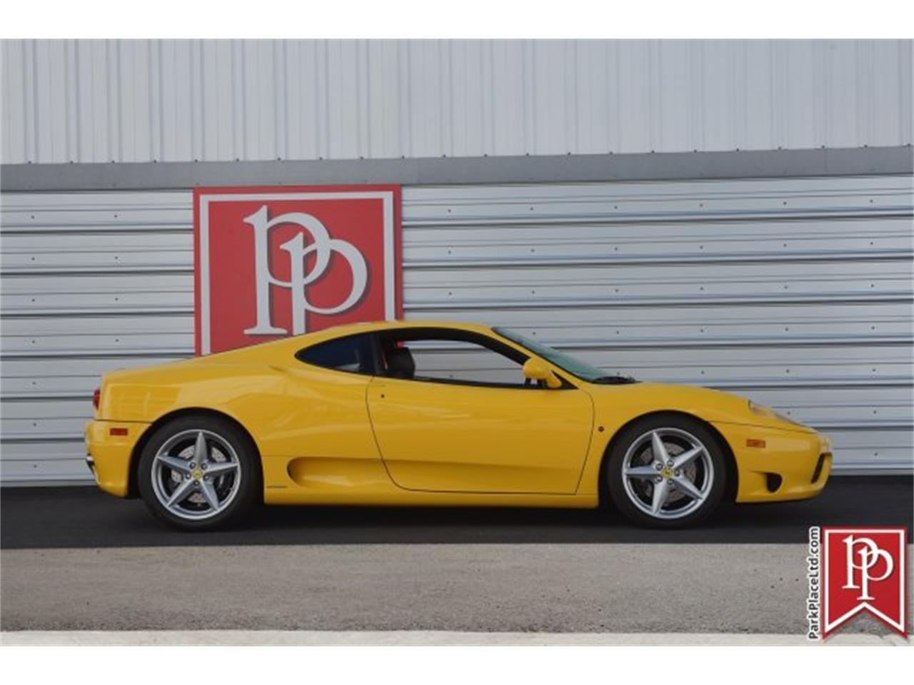 Large Picture of '00 Ferrari 360 - $74,950.00 Offered by Park Place Ltd - LH31