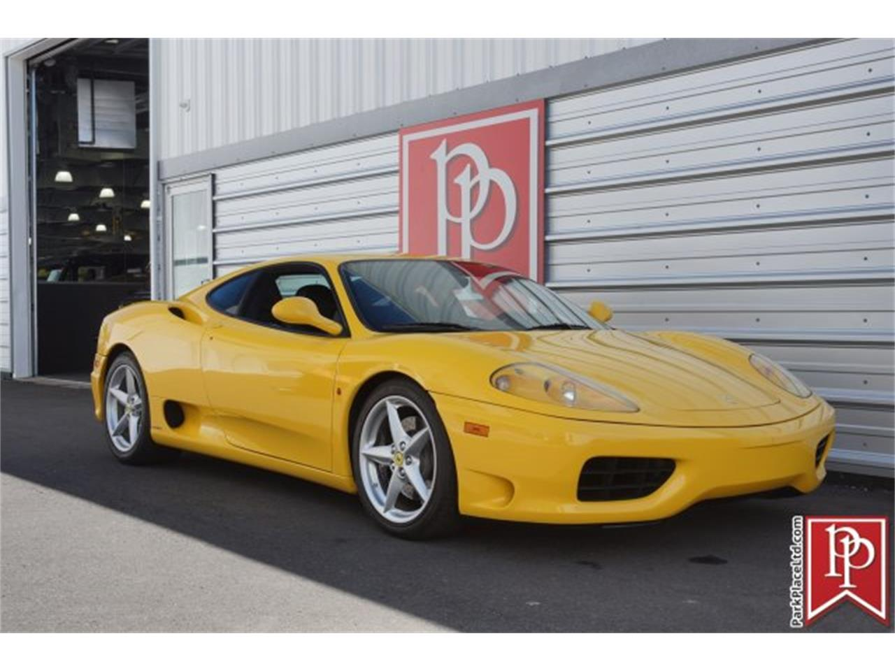 Large Picture of 2000 Ferrari 360 located in Bellevue Washington - LH31