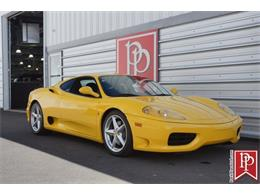 Picture of 2000 Ferrari 360 - $74,950.00 Offered by Park Place Ltd - LH31