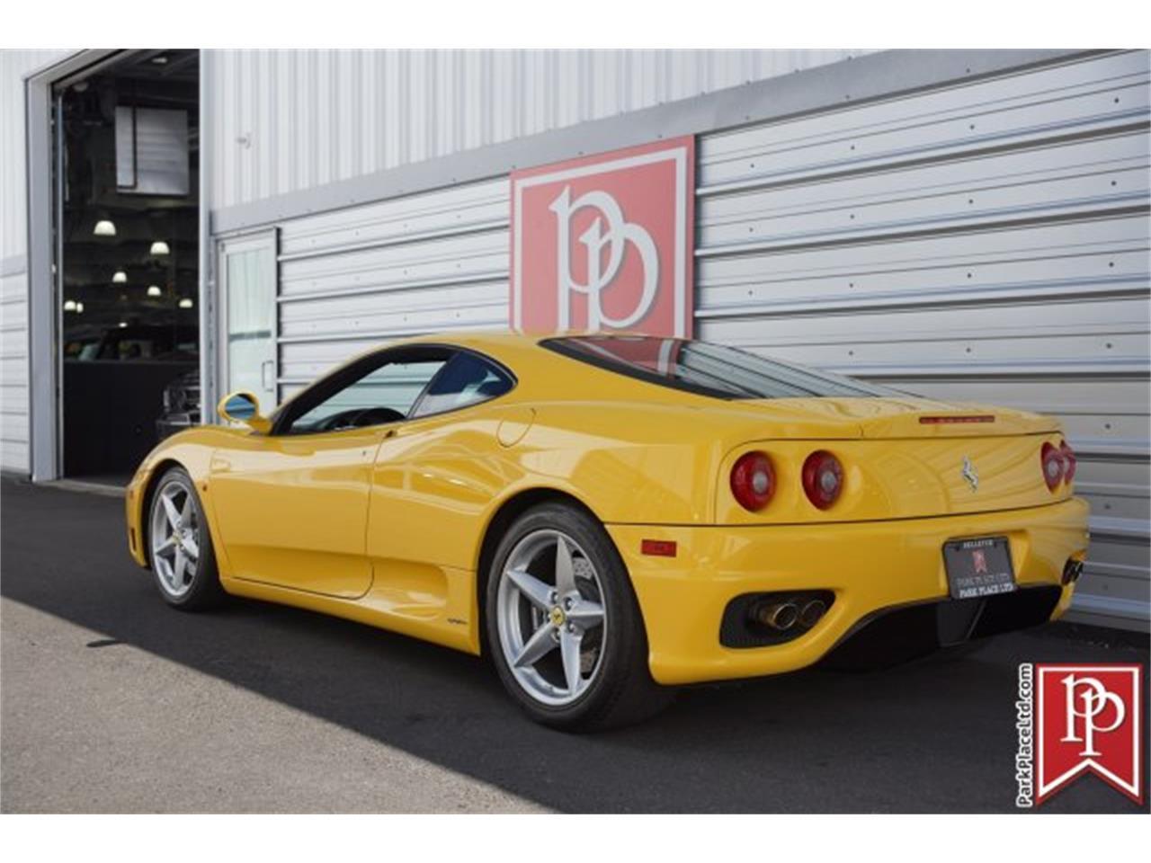 Large Picture of '00 Ferrari 360 - LH31