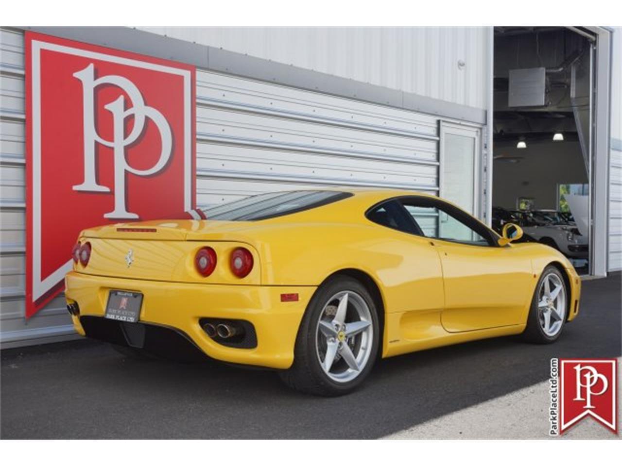 Large Picture of 2000 Ferrari 360 - LH31