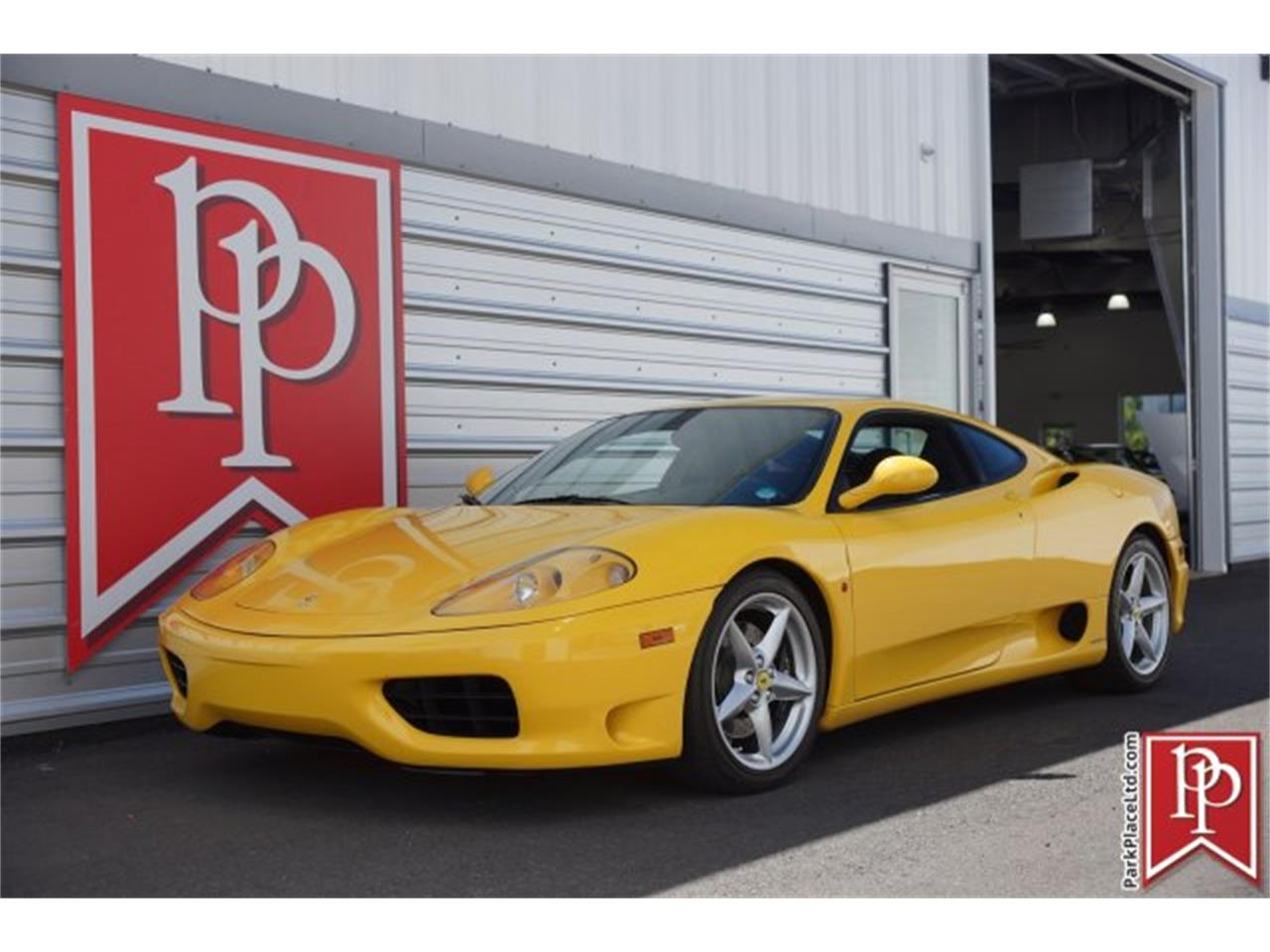 Large Picture of 2000 Ferrari 360 located in Washington Offered by Park Place Ltd - LH31