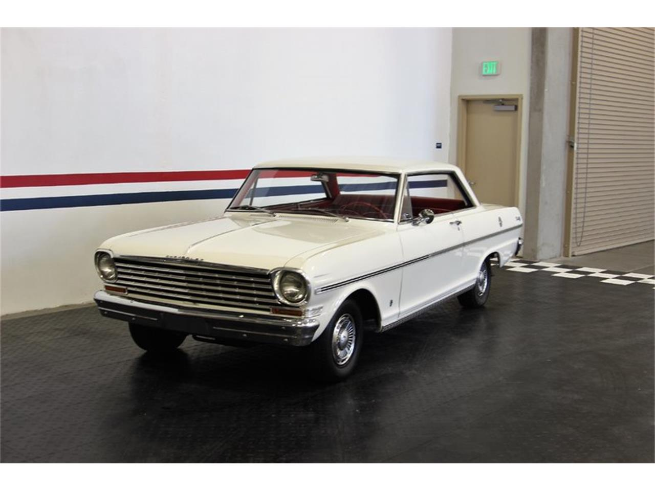 Large Picture of '63 Nova - LFR6