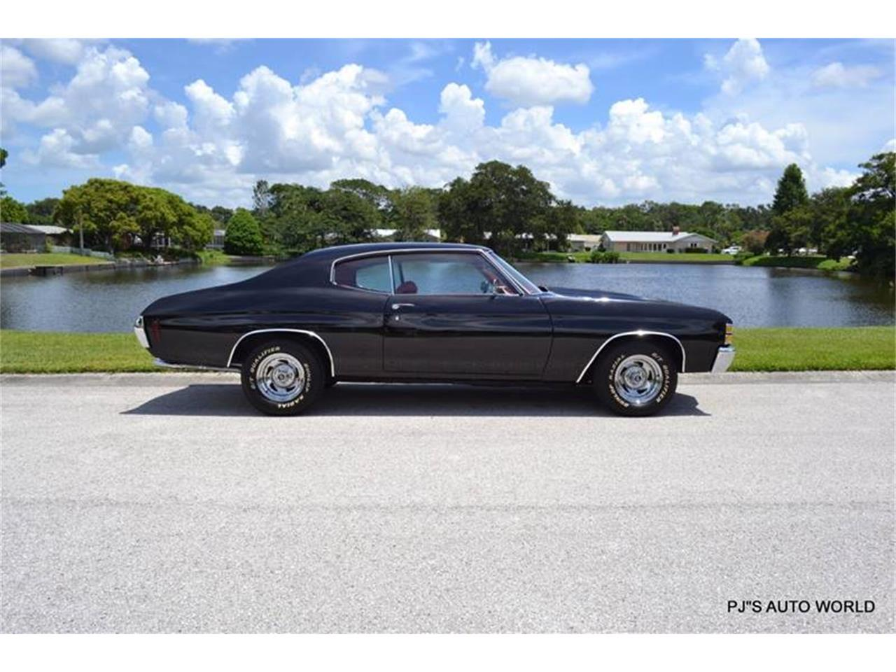 Large Picture of '71 Chevelle - LH3U