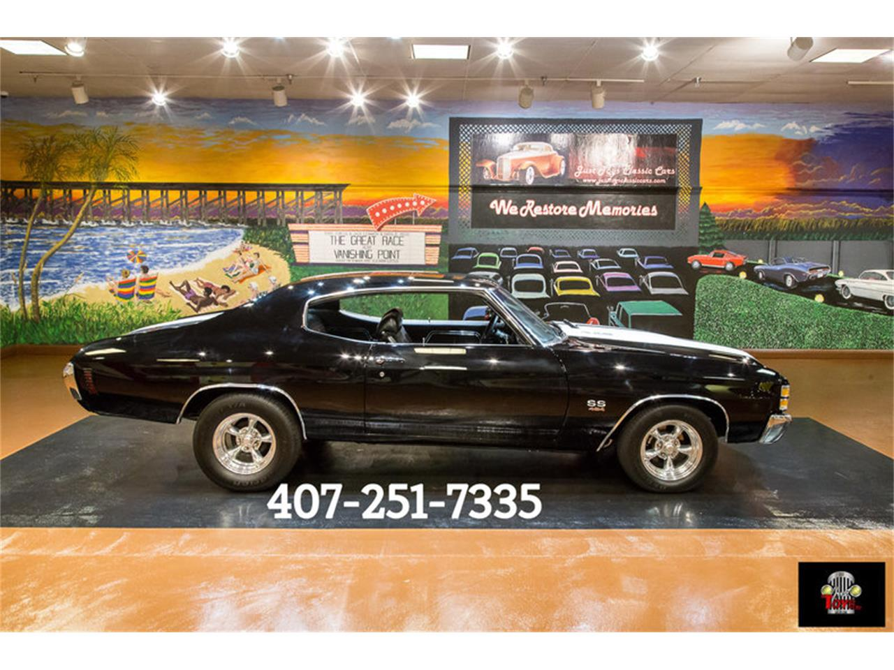 Large Picture of Classic 1971 Chevelle SS Offered by Just Toys Classic Cars - LH44
