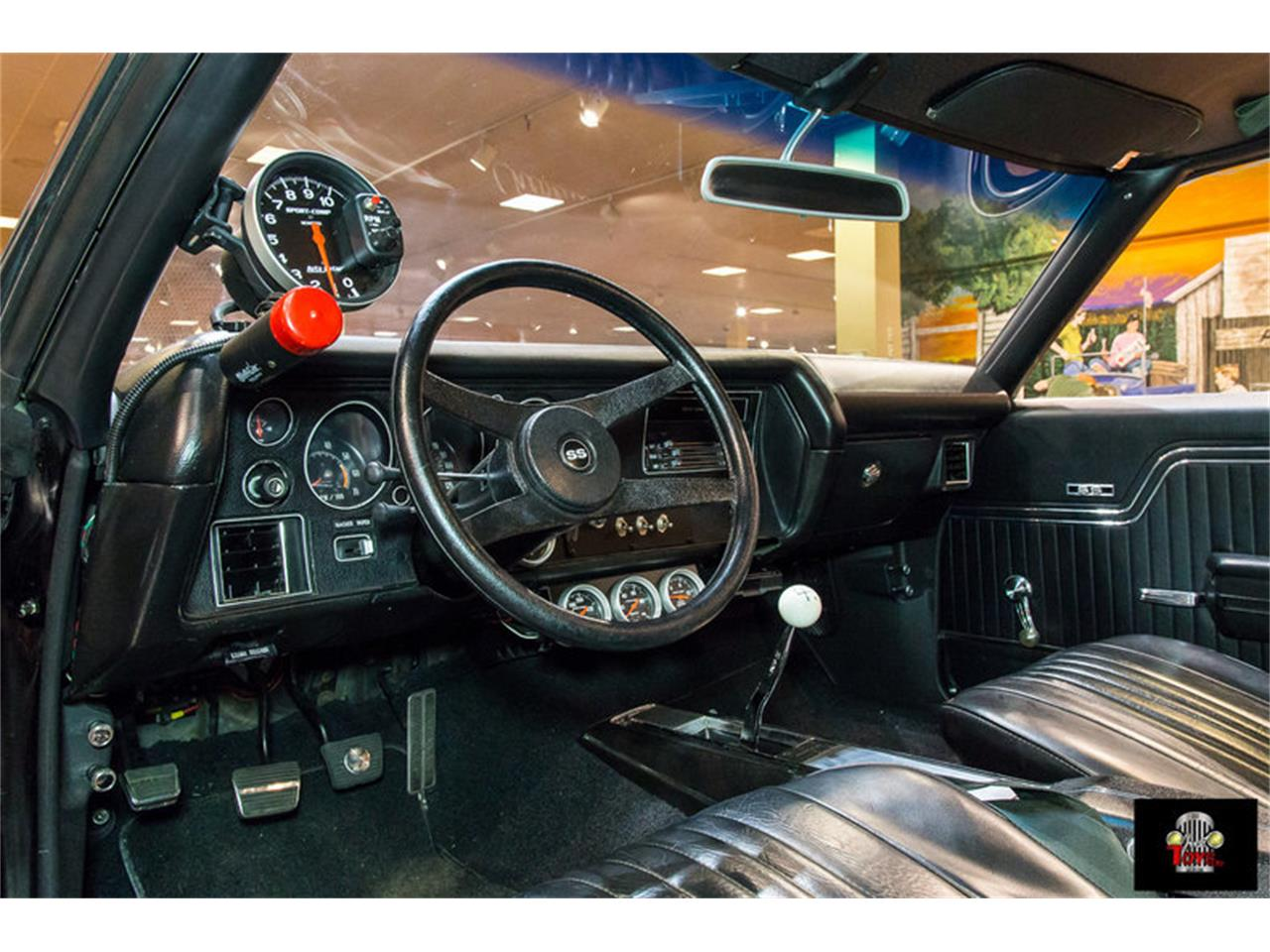 Large Picture of 1971 Chevrolet Chevelle SS located in Florida Offered by Just Toys Classic Cars - LH44
