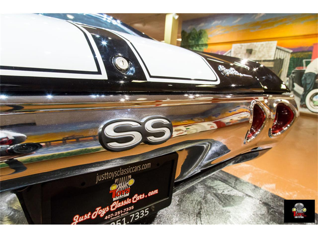 Large Picture of 1971 Chevrolet Chevelle SS - $42,995.00 - LH44